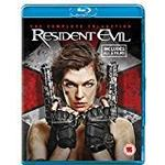 Film Resident Evil: The Complete Collection [Blu-ray] [2017]